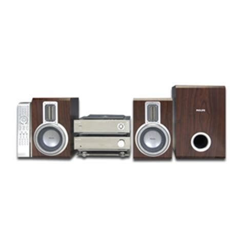 buy the philips mcd703 37 dvd micro home theater system at