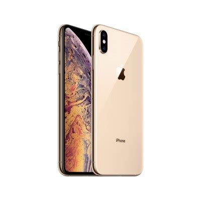 iphone xs max gb gold mthna apvision