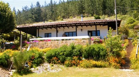 vichuquen chile forest land house farm property for sale