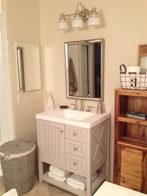 martha stewart vanity from home depot bath time