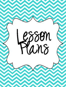 printable lesson plan binder free lesson plan binder covers by miss nelson teachers