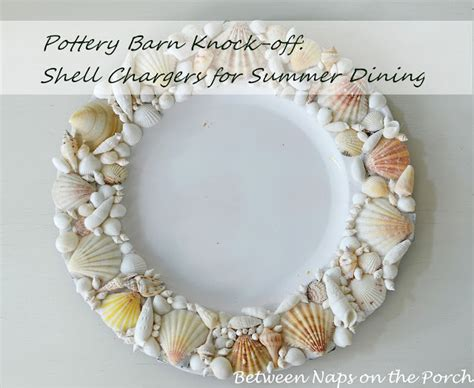 sea shell craft for seashell craft for nautical house decorating