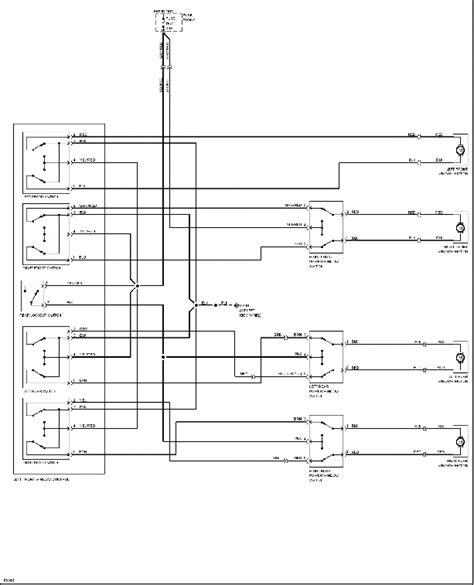 volvo power window wiring diagram volvo get free image