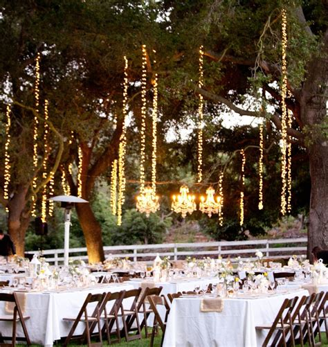 Outdoor Wedding Lighting Ideas Diy Outdoor Wedding Lighting Lighting And Ceiling Fans
