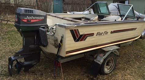 used boat motors regina blue fin aluminum boat motor and trailer moose jaw regina