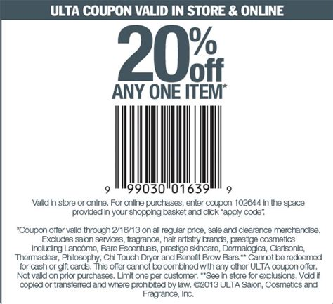 ulta bareminerals coupon printable coupons ulta specs price release date redesign
