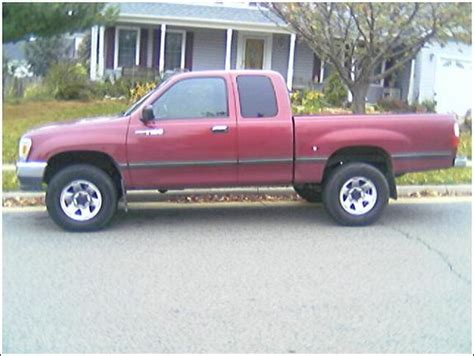 how to learn about cars 1997 toyota t100 xtra parental controls grkgod00 1997 toyota t100 specs photos modification info at cardomain