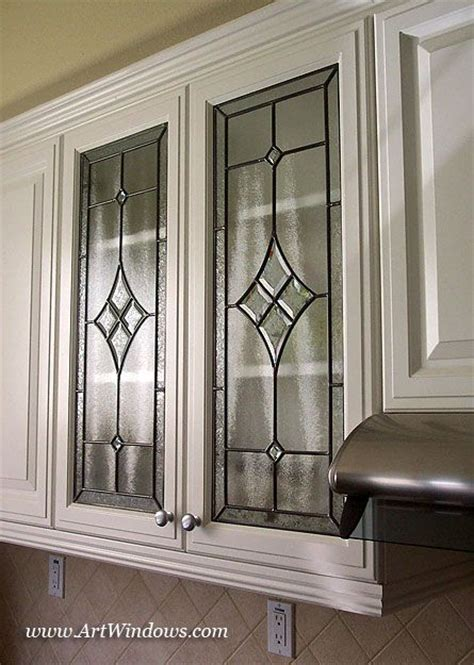 Stained Glass Kitchen Cabinets by Best 25 Leaded Glass Cabinets Ideas On Glass