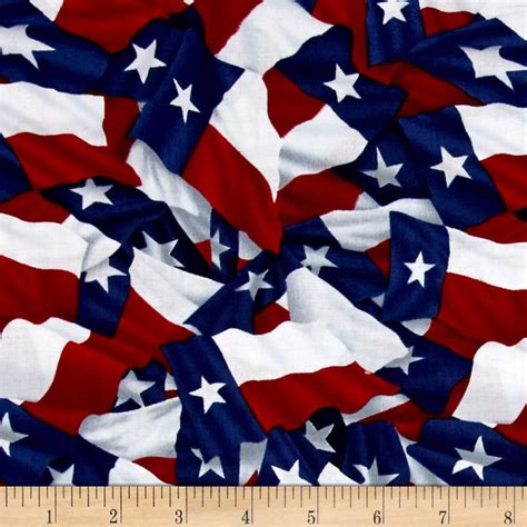 printable flag fabric american pride texas flag red white blue discount