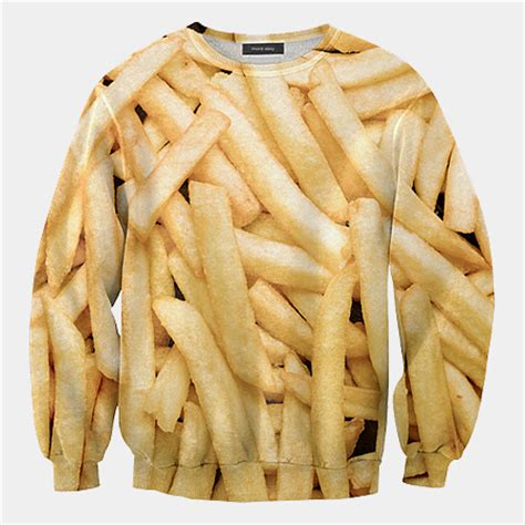 Sweater Fries food sweaters