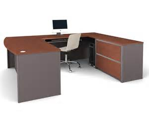 u shaped bestar connexion u shaped desk