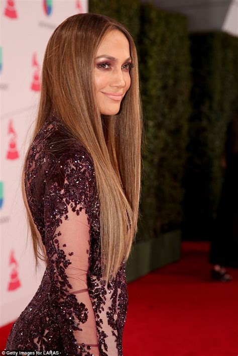 Jlo Ready For Up by Stuns In Gorgeous Partially Sheer Jumpsuit