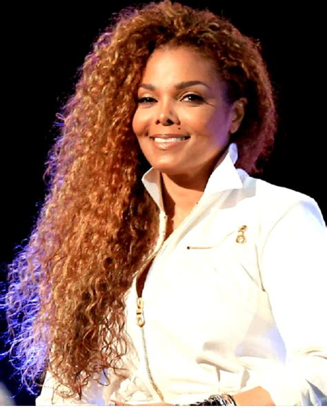 what type of hair does janet use to braid her hair what type of hair does janet jackson use janet jackson