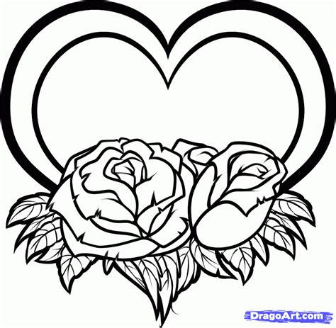 how to draw a valentine tattoo step by step valentines