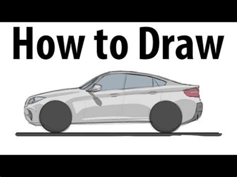 xatva manqanis how to draw a bmw x6 как нарисовать bm how to draw a bmw x6 m sketch it