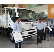 Ashok Leyland Launches New ICV Range  Boss At Rs 105 Lakh