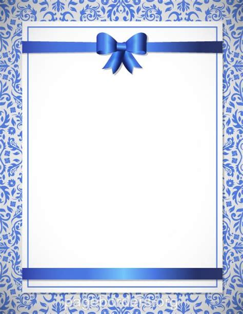 Wedding Paper With Border by 758 Best Page Borders And Border Clip Images On