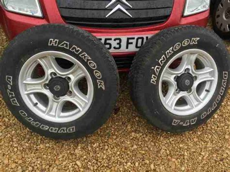 Tyres For Suzuki Suzuki Jimny Vitara Sj Alloy Wheels Tyres X5 Car For Sale
