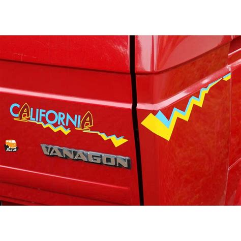Vw California Aufkleber by T3 Aufkleber Dekorsatz California Komplett Bus Ok De