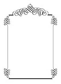 free printable picture frame templates free printables for happy occasions diy calligraphic