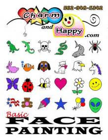 charmandhappy com 877 725 6967 face painter los angeles
