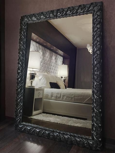 decorative mirrors for bedroom best 25 large floor mirrors ideas on pinterest floor