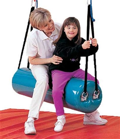 occupational therapy swings tumble forms roll swing adaptive swings especial needs