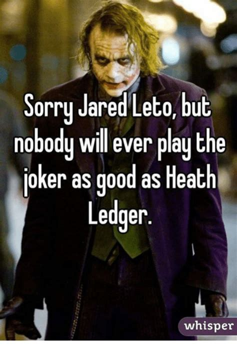 Jared Leto Meme - funny jared leto memes of 2016 on sizzle joker