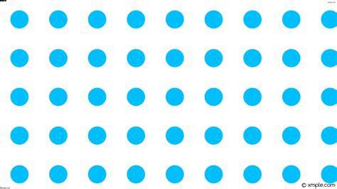 wallpaper blue dots wallpaper white polka dots spots blue ffffff 00bfff 225