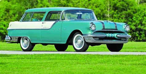 1955 Pontiac Safari by Safari Sensation 1955 Pontiac Safari Hemmings Motor News