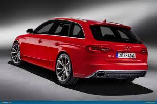 2013 Audi Rs4 Ausmotive 187 Official 2013 Audi Rs4 Avant Revealed