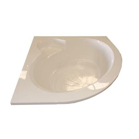 american acrylic 48 quot x 48 quot soaker corner bath tub