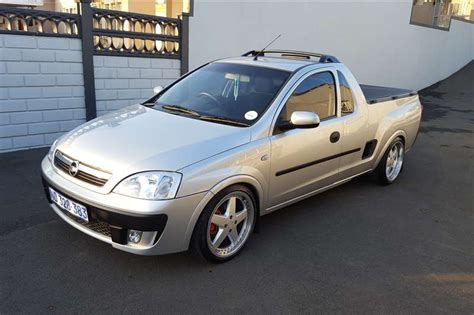 opel corsa utility 2007 opel corsa utility 1 8i sport cars for sale in
