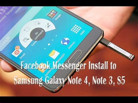 can i install fb messenger in tizen senpais breaking news samsung messager iii video clips