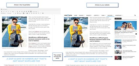 newspaper theme sidebar newspaper theme post formats for tinymce