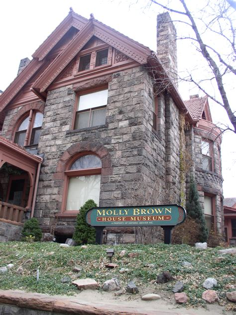 Molly Brown House Tours by Denver