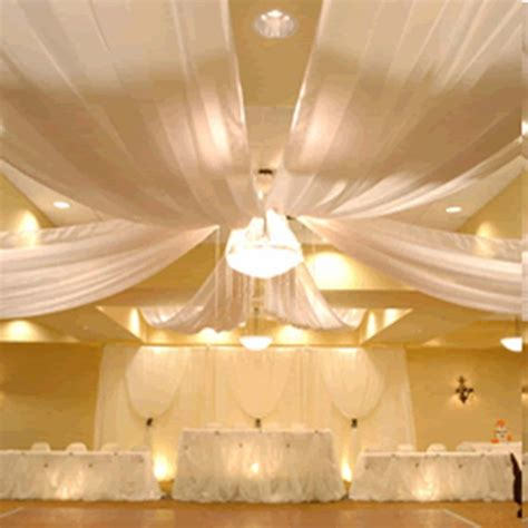 ceiling draping kits wholesale order a wedding decoration kit online