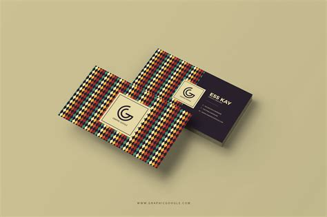 Retro Card Template by Retro Vintage Business Card Template Engine Templates