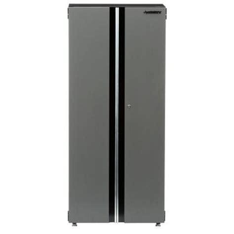 Husky Steel Cabinet by Husky 73 8 In H X 31 9 In W X 18 83 In D Steel Floor