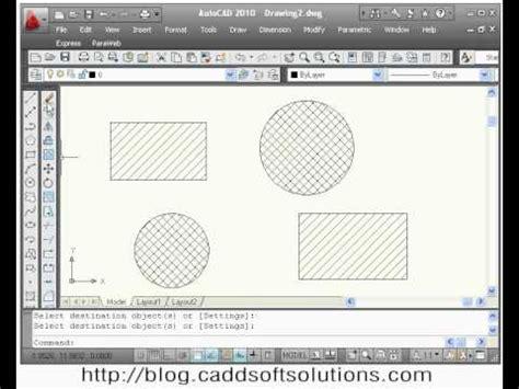 tutorial autocad hatch autocad hatch gradient tutorial youtube