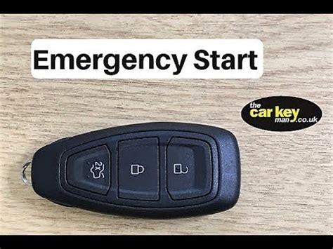 change ford keyless remote key battery focus  doovi