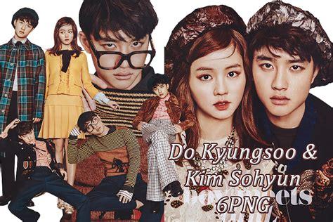 anime do kyungsoo exo exo do kyungsoo and sohyun png pack vogue by kamjong