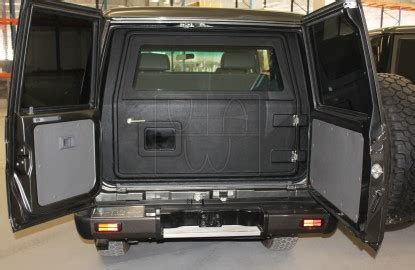 toyota land cruiser  ultimate armour works