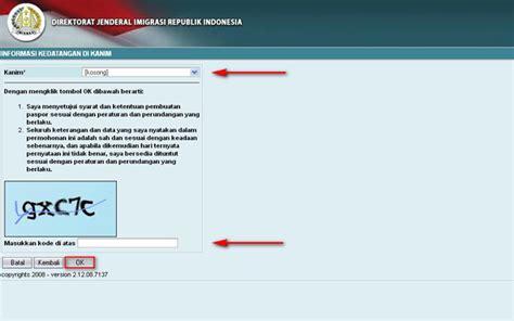 cara membuat paspor baru online buat paspor online elektronik cara buat paspor baru secara