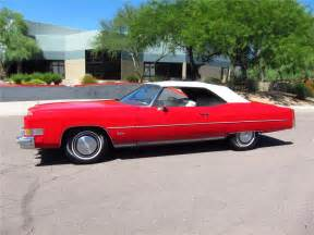 1974 Cadillac Eldorado Convertible For Sale 1974 Cadillac Eldorado Convertible Barrett Jackson