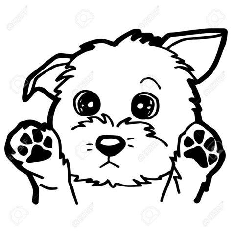 imagenes para colorear un perro dibujo de un perro para colorear affordable dibujo de un