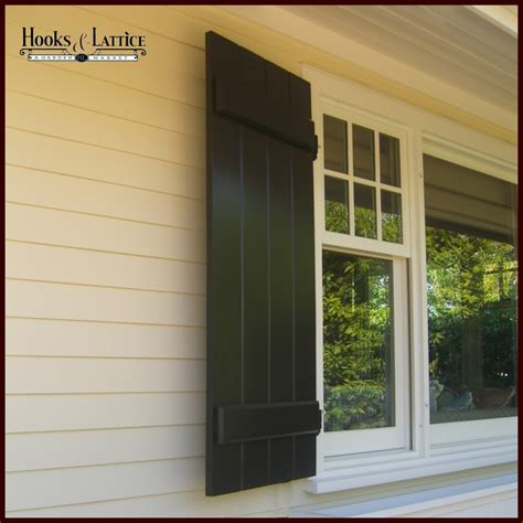 Door Shutters Exterior Outdoor Shutters