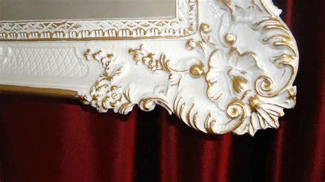 Kleines Bad Großer Spiegel by Garderobe Antik Wei Great Garderobe Mit Bank Dielenmbel
