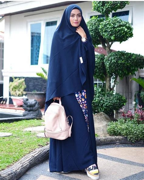 Model Gamis U Pesta 17 model baju muslim syar i 2018 terbaru stylish modis dan