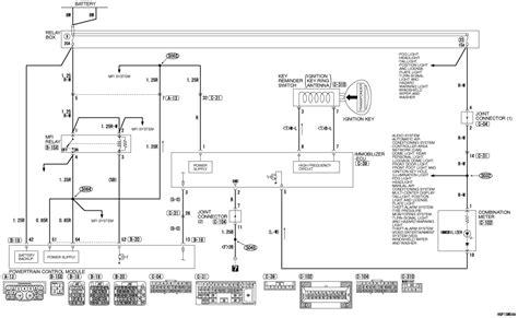 engine immobilizer wiring diagram engine automotive